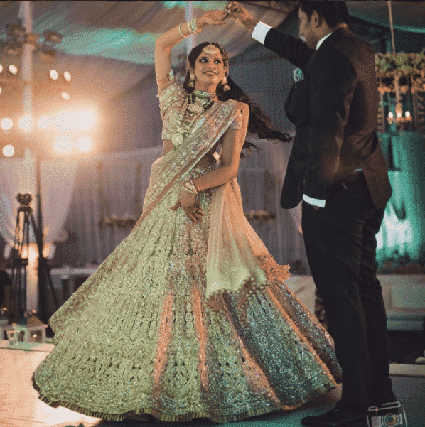 real-manish-malhotra-bride-8 Manish Malhotra Wedding Dresses 2017-Top 20 Bridal Dress by Manish Malhotra