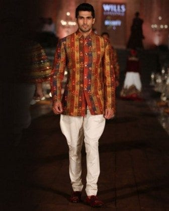 rohit-bal Engagement Outfits for Indian Men-20 Latest Ideas what to Wear on Engagement