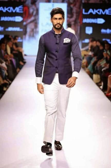 violet-jacket-raghavendra-rathore Engagement Outfits for Indian Men-20 Latest Ideas what to Wear on Engagement