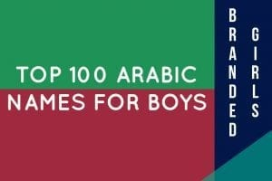 100 arabic names for boys