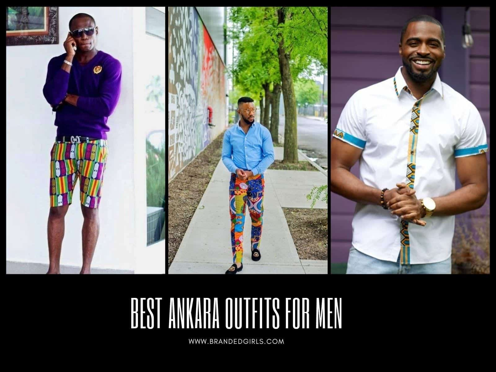 Ankara-Outfits-for-Men Ankara Styles for Guys - 22 Best Ankara Outfits for Men 2019