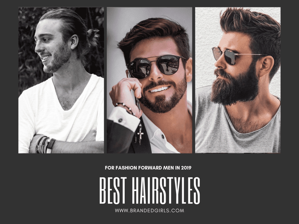 Latest Hairstyles For Men 30 New Hair Looks To Copy In 2019