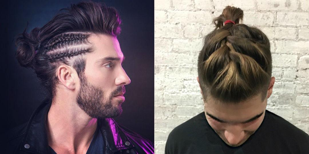 Braided-Style Hairstyles for College Guys-25 New Hair Looks to Copy in 2019
