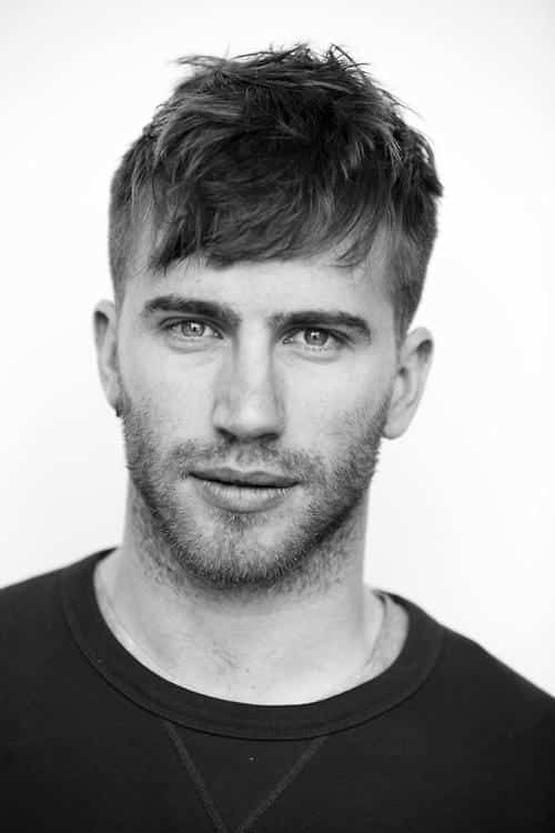 Cropped-Fringe-Style Hairstyles for College Guys-25 New Hair Looks to Copy in 2019