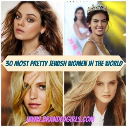 Cute-jewish-women Cute Jewish Girls - 30 Most Pretty Jewish Women in the World