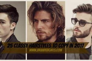 Hairstyles for College Guys- 25 New Hair Looks to Copy in 2017