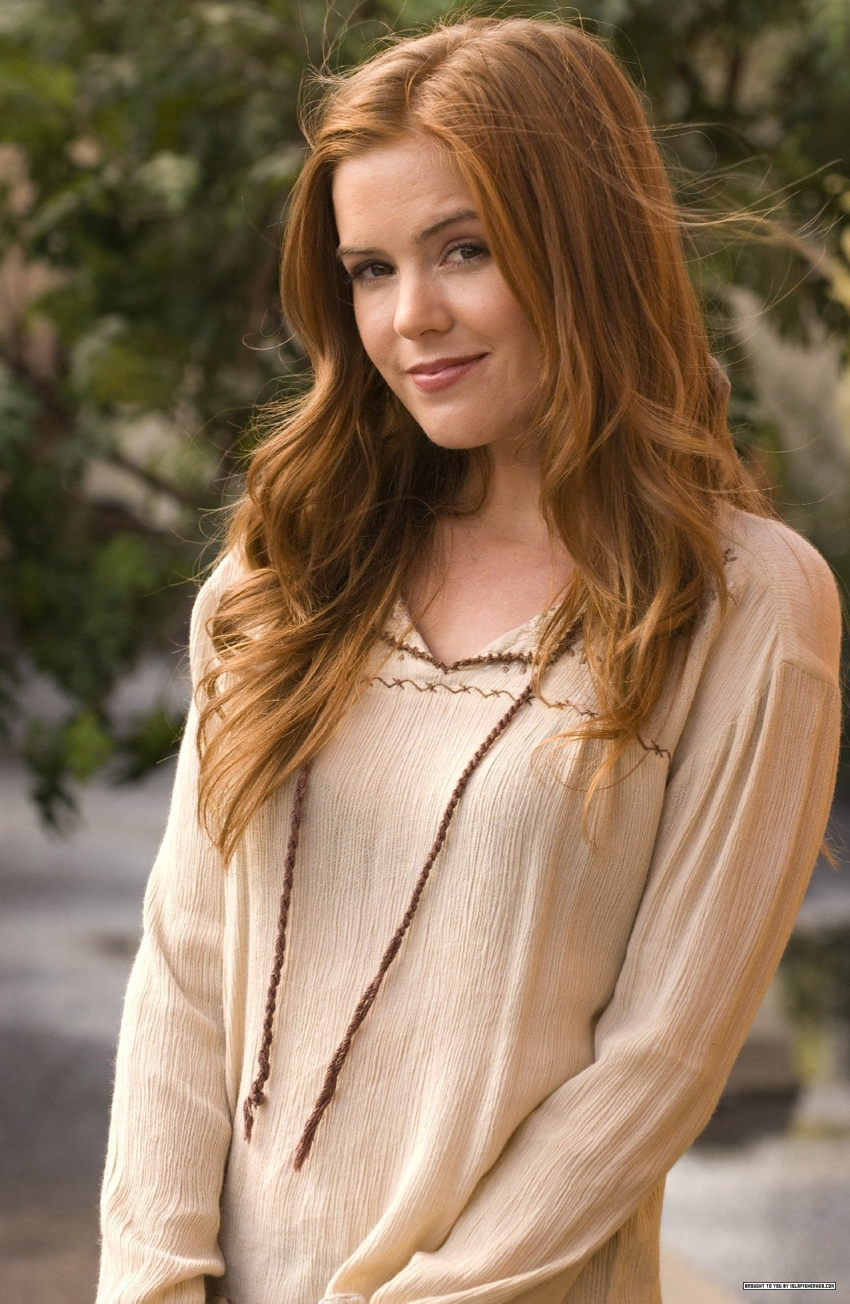 Isla-Fisher Cute Jewish Girls - 30 Most Pretty Jewish Women in the World