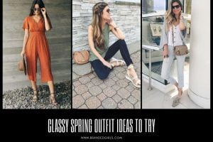 Classy Spring Outfits