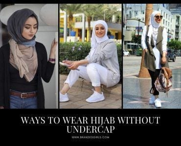 Ways to Wear Hijab Without Undercap