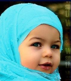 arab-new-born-baby-girl-name-4 Female Arabic Names–70 Popular Arabic Names for Girls with Meanings