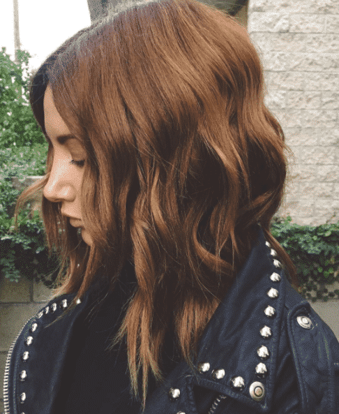 ashley-tisdale-brunette-hair-color-2017 2018 Hair Color Trends-20 Amazing New Trends in Hair Color to Try