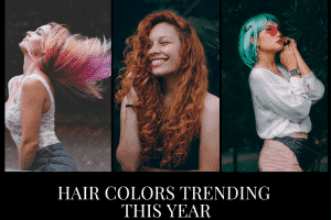 Hair Color Ideas 2021 Hair Color Trends That You Must Try