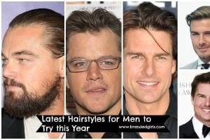 latest men hairstyles 2017