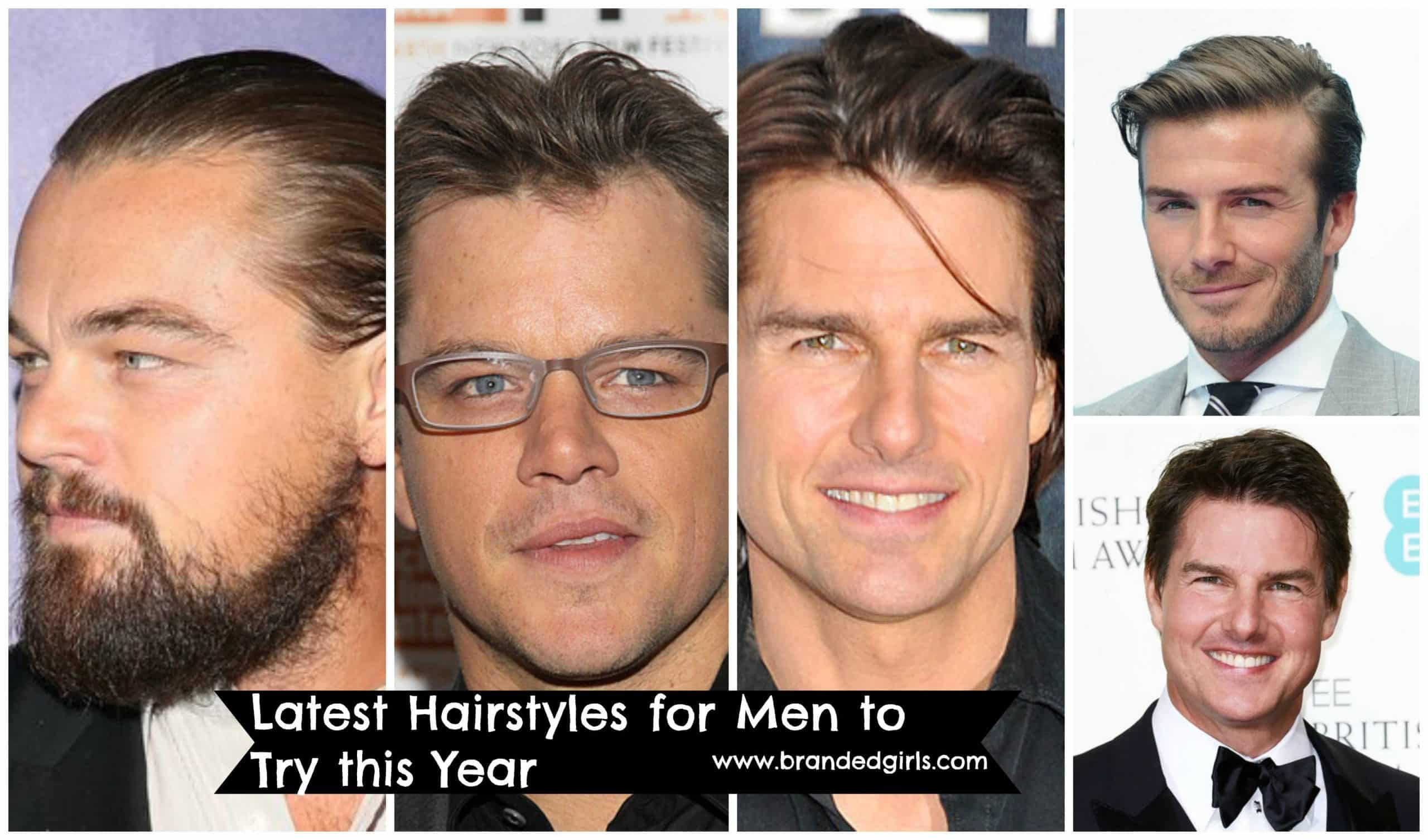 Latest Hairstyles for Men- 25 New Hair Looks to Copy in 2018