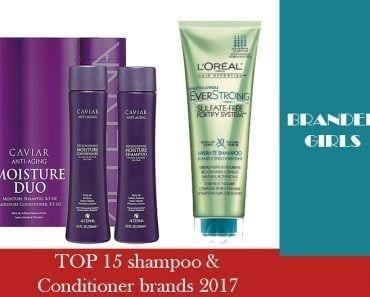 shampoo brands 2017