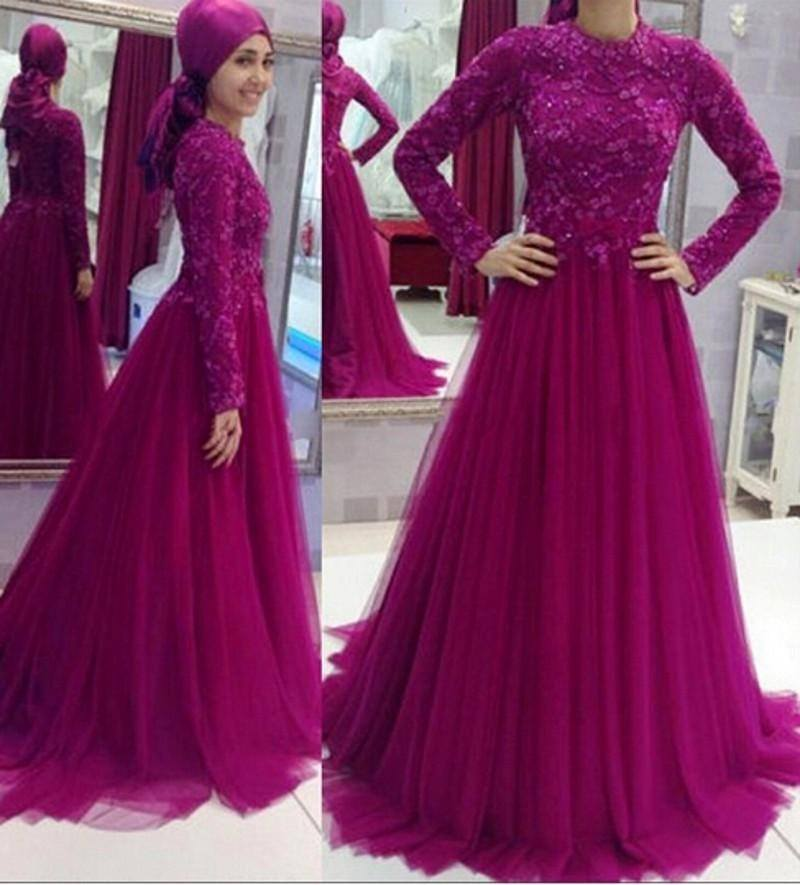 20-Prom-Outfit-Ideas-with-Hijab 21 Prom Outfit Ideas with Hijab - How to Wear Hijab for Prom