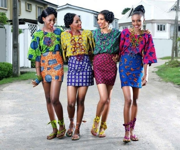 Ankara-Skirts-for-College-Wear Cute Ankara Styles- 18 Latest Ankara Fashion Ideas for Teens