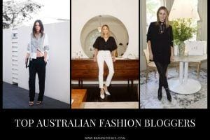 Australian Bloggers Top 10 Fashion Blogs From Australia