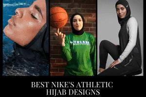 Nike Hijab Styles Best Nikes Athletic Hijab Designs 2019