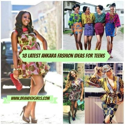 Cute-Ankara-Styles Cute Ankara Styles- 18 Latest Ankara Fashion Ideas for Teens
