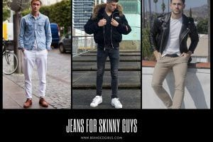 Jeans for Skinny Guys