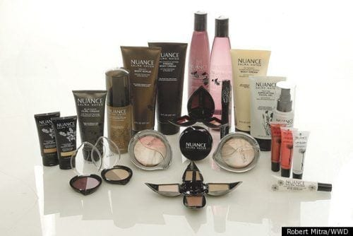 SALMA-HAYEK-NUANCE-500x334 Celebrities Makeup Brands - 15 Brands Owned by Celebrities
