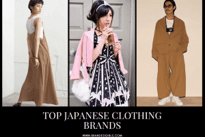 Top 15 Japanese Clothing Brands For Men And Women