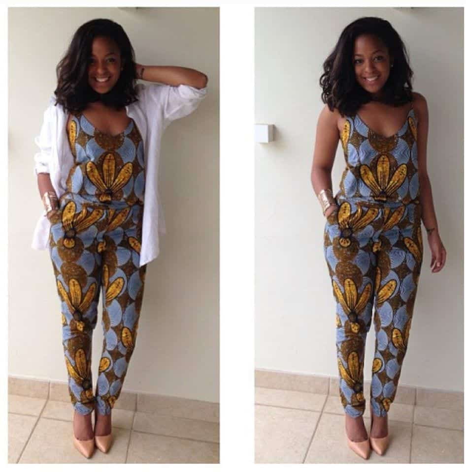 Stylish-Ankara-Onesies Cute Ankara Styles- 18 Latest Ankara Fashion Ideas for Teens