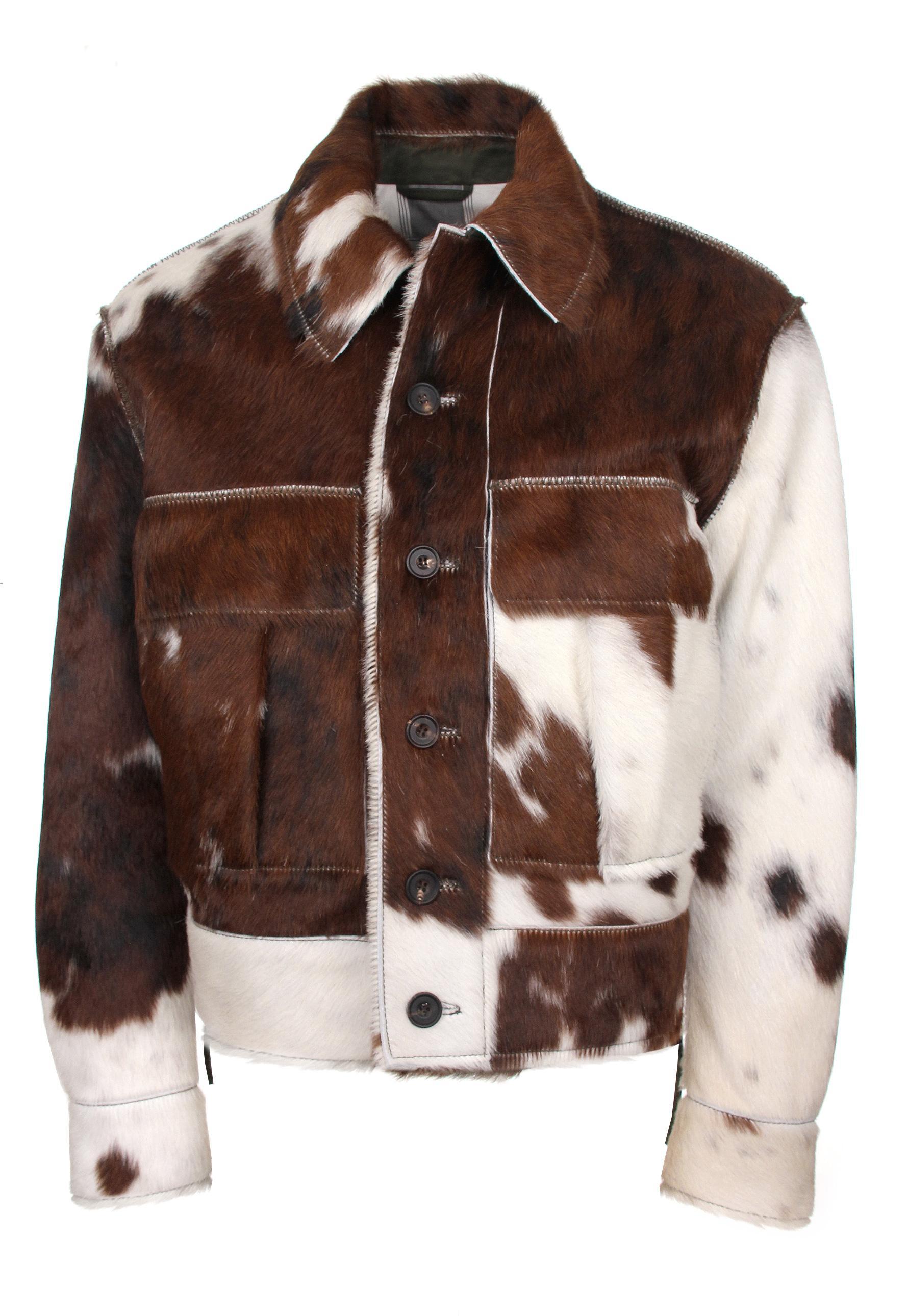 Vivienne-Westwood-Man-Cowhide-Jacket Top Brands for Leather Jackets-15 Most Popular Brands 2019 for Men