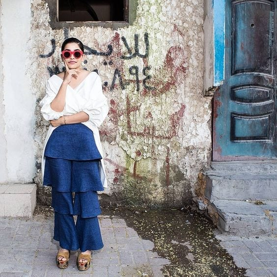 anum-bashir-arab-fashion-blogger Top 10 Arab Fashion Bloggers to Follow in 2018