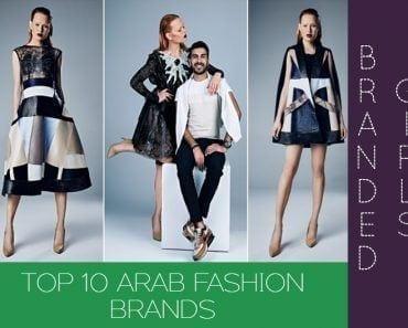 arab fashion brands