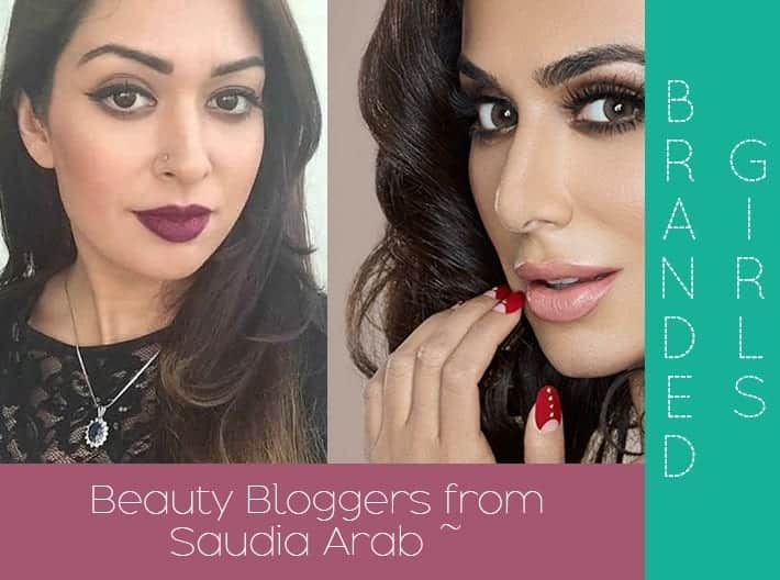 beauty-bloggers-KSA Top 10 Saudi Beauty Bloggers to follow 2018