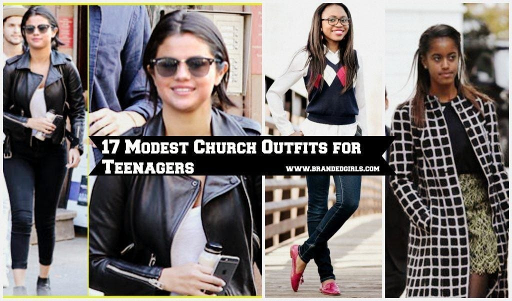 modest-church-outfits-for-teenagers-1024x602 Church Outfits Ideas for Teenagers-17 Ways to Dress for Church