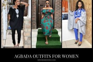 Agbada Outfit Ideas for Women