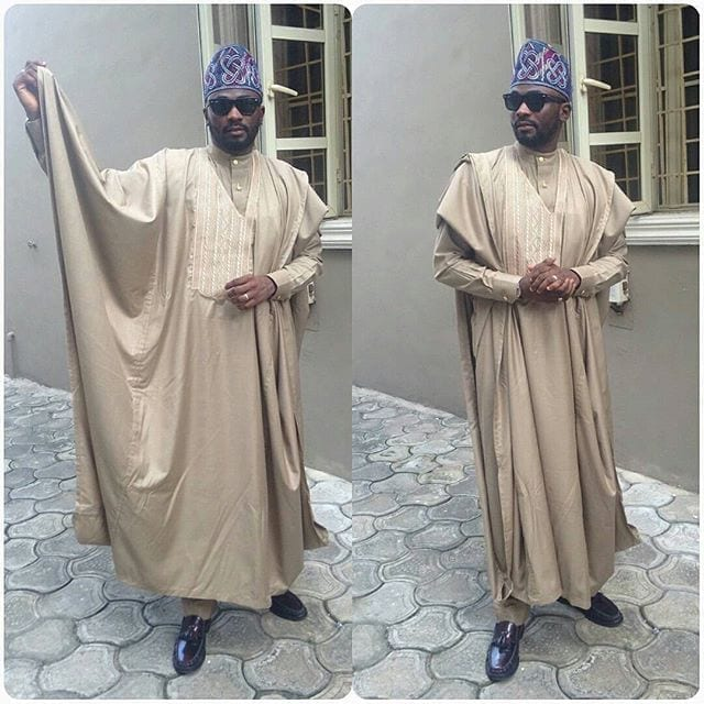 Agbada outfits for men 10