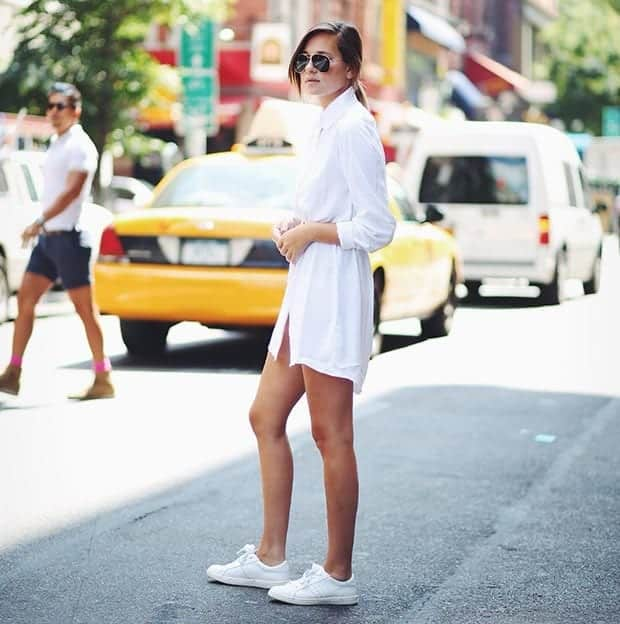 All-White-Casual-Outfit