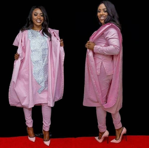 Attractive-Agbada-Dresses-for-Weddings Agbada Outfits for Women - 20 Ways to Wear Agbada in Style