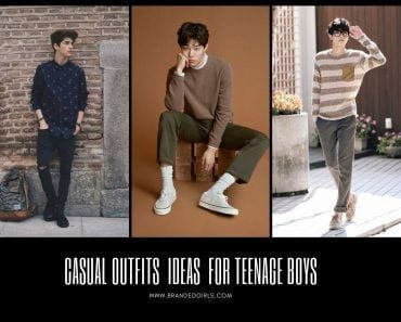 Casual Outfit Ideas for Teenage Boys (1)