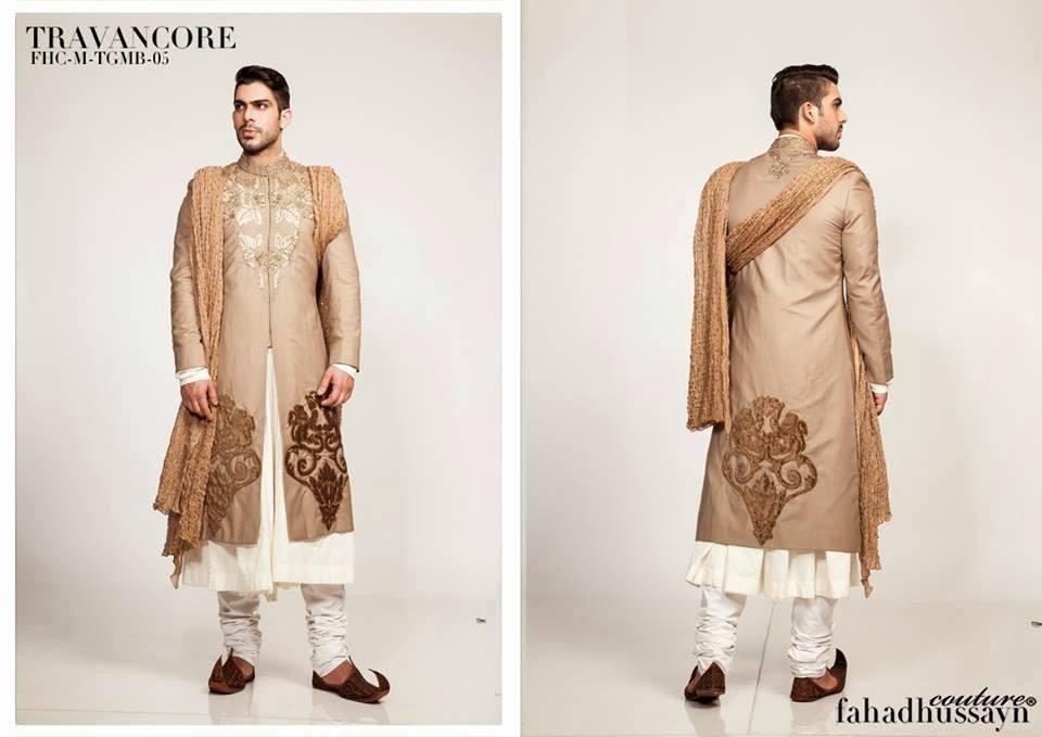 Formal-Sherwani-Style Wedding Sherwani Outfits - 20 Best Sherwani Ideas for Grooms