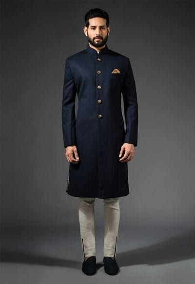 Wedding Sherwani Outfits 20 Best Sherwani Ideas For Grooms