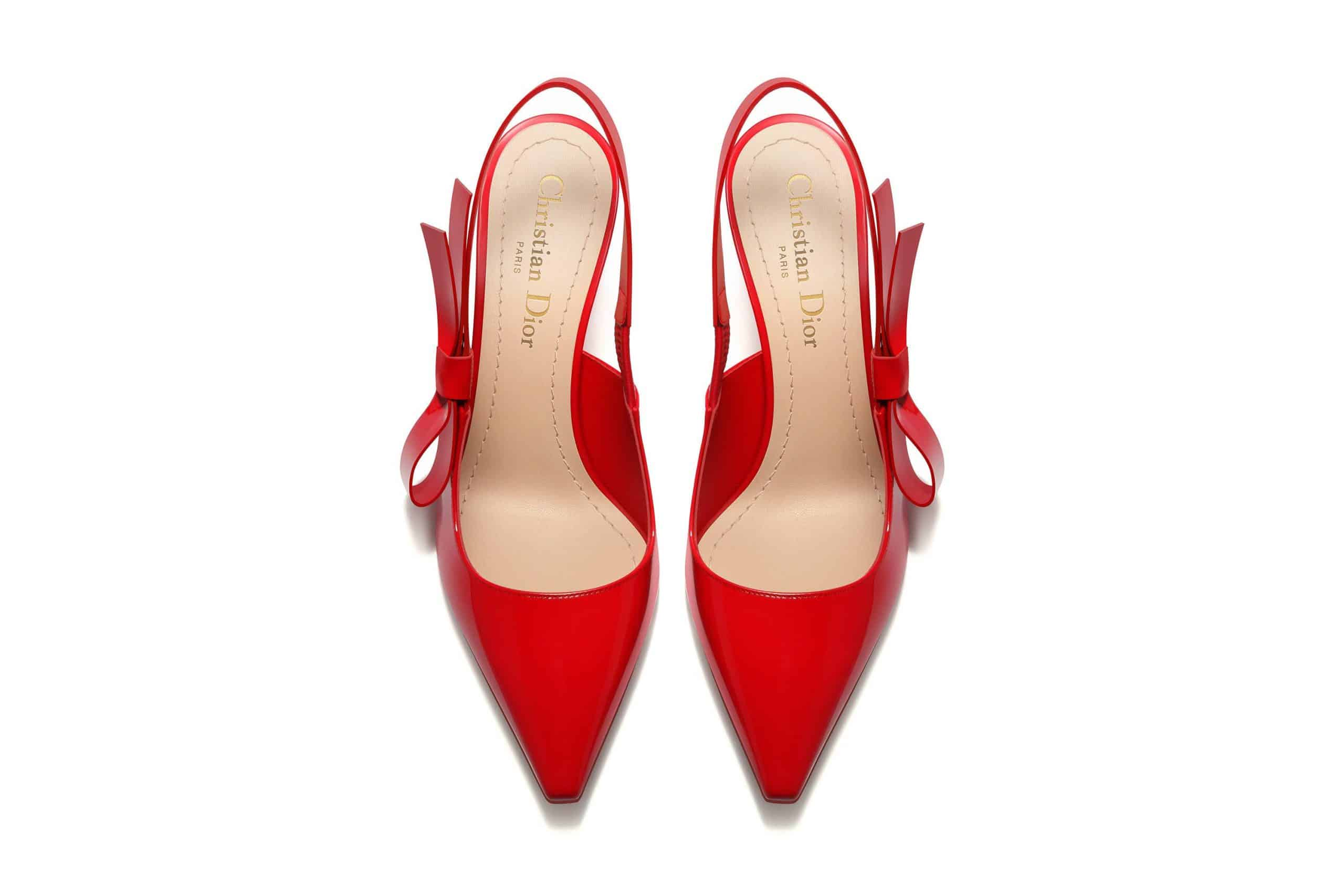 Red-Patent-Calfskin-Leather Branded Shoes for Women-20 Best Designer Shoes to Buy in 2019