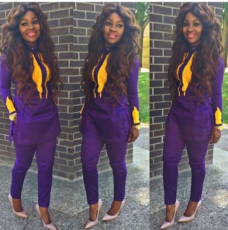Agbada Outfits For Women 20 Ways To Wear Agbada Stylishly