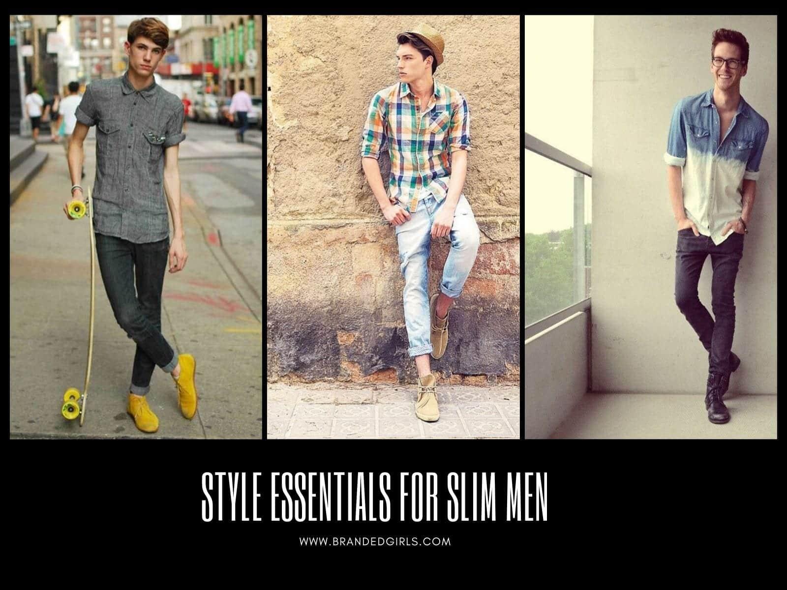 Style-Essentials-for-Slim-Men Accessories for Skinny Guys - 8 Style Essentials for Slim Men