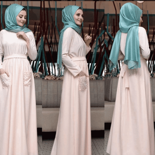 Turkish-abaya-10-500x500 Turkish Abaya Fashion - 20 Ways to Wear Turkish Style Abaya