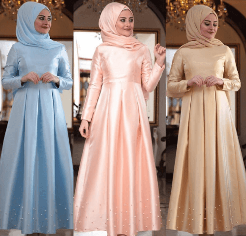 Turkish-abaya-14-500x480 Turkish Abaya Fashion - 20 Ways to Wear Turkish Style Abaya