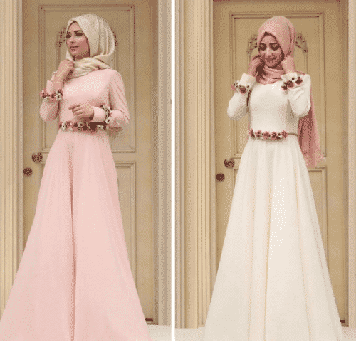 Turkish-abaya-19-500x479 Turkish Abaya Fashion - 20 Ways to Wear Turkish Style Abaya