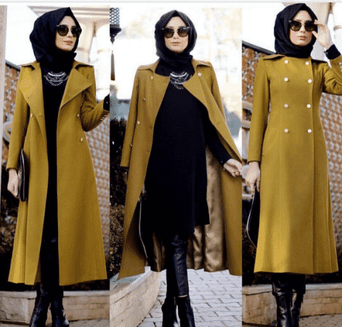 Turkish-abaya-5-500x477 Turkish Abaya Fashion - 20 Ways to Wear Turkish Style Abaya
