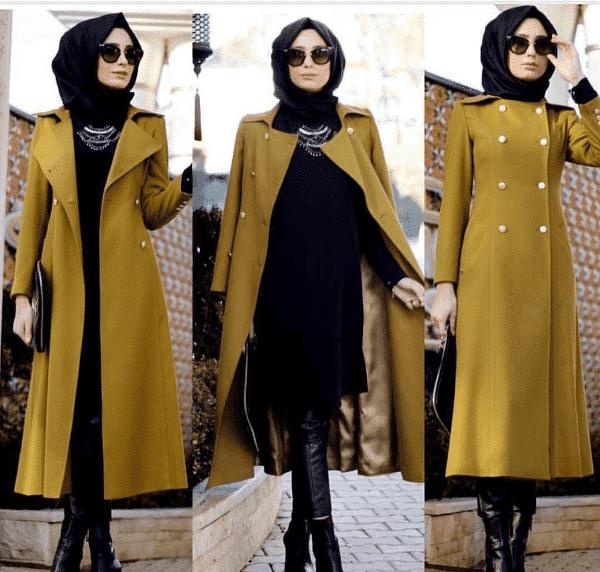 797fb9a2a30ac0 Turkish Abaya Fashion - 20 Ways to Wear Turkish Style Abaya