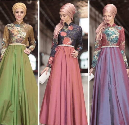 Turkish-abaya-8-500x484 Turkish Abaya Fashion - 20 Ways to Wear Turkish Style Abaya