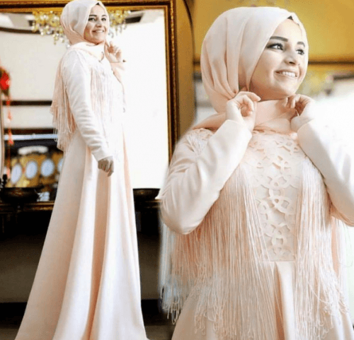 Turkish-abaya-9-500x481 Turkish Abaya Fashion - 20 Ways to Wear Turkish Style Abaya